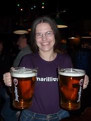 Beer! :D