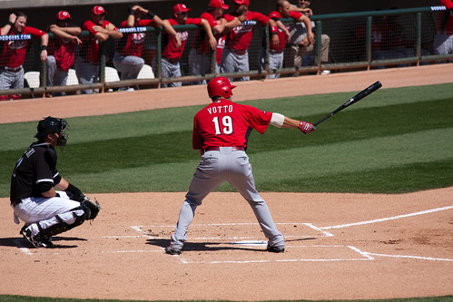 Votto at Bat