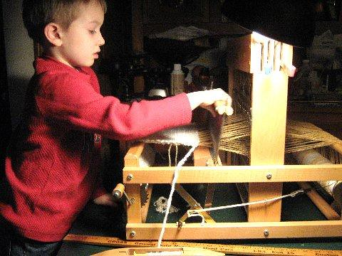 logan weaving