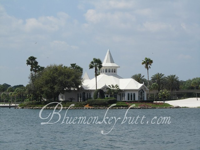 Wedding Pavillion at Grand Floridian