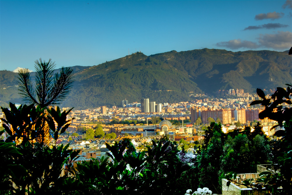 Ciudades de latinoamerica: hoy Bogota