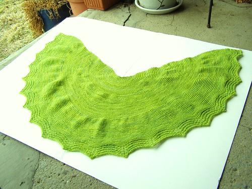 springling shawl