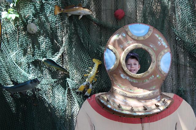 Diver Benjamin