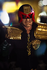 Custom Judge Dredd 1/6th Scale