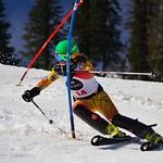 Antonia Wearmouth, 2014 Keurig Cup Spring Series Slalom at Grouse PHOTO CREDIT: Derek Trussler