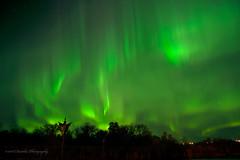 sept29-aurora2 (Gerry Verrier) Tags: aurora manitoba interlake outdoor sky lights