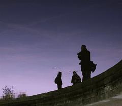 Dernire prise de vue avant la nuit (_ Adle _) Tags: versailles inversion kia reflets jeanmarc aprsmidi bassindapollon aghilas baladephotos