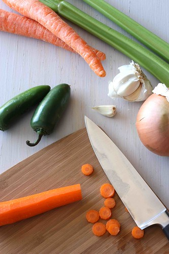 Heat olive oil in a large saucepan set over medium heat. Add onions ...
