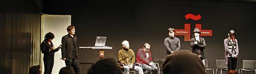 Script cast