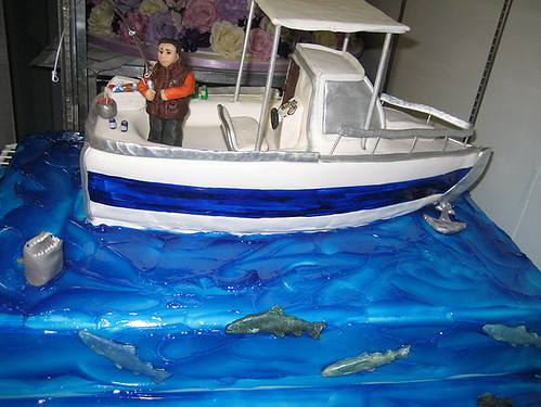 cake boss cakes sweet 16. Fishing Boat CAKE BOSS Cake by