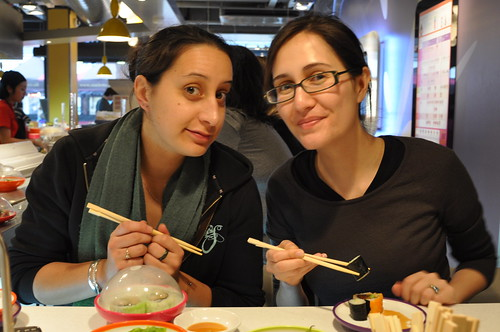 Yo Sushi Time!