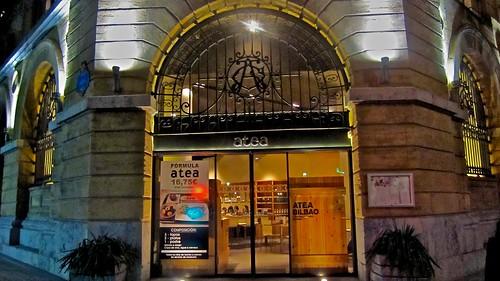 Entrada - Atea Restaurante - Bilbao