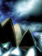 Pow-wow (Padmacara) Tags: sydney australia operahouse mirazozo