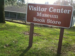 Fort Vancouver National Historic Site Visitor Center