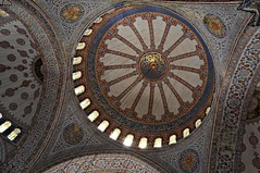 Why the Mosque in Istanbul  is Called The Blue Mosque...