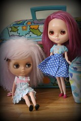 loretta and Talulah