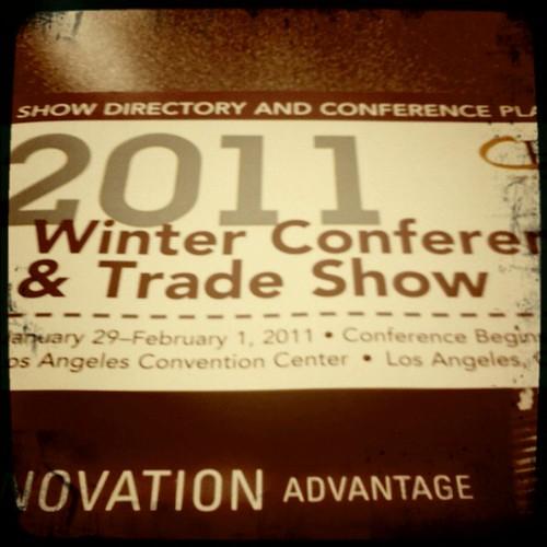 2011 CHA tradeshow