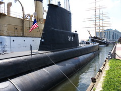 Submarine BECUNA 001 (adamcoop68) Tags: unitedstatesofamerica submarine worldwarii worldwari usnavy spanishamericanwar philadelphiapennsylvania nationalregisterofhistoricplaces navalship independenceseaportmuseum cruiserolympia commonwealthpa steelwarship nationalhistoricmechanicalengineeringlandmark submarinebecuna