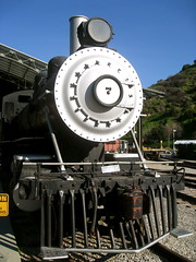 Travel Town Museum @ Griffith Park (beastandbean) Tags: railroad la losangeles trains griffithpark greta traincars musuems ridingthetrain trainengines traveltownmuseum vintagetrains trainmuseums coolmuseums