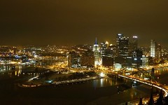 Pittsburgh, Pennsylvania USA - Golden Triangle (Sir Francis Canker Photography ) Tags: longexposure trip travel bridge ohio panorama usa reflection building history tourism skyline architecture night america skyscraper river point landscape liberty lights golden noche penguins us washington amazing gate exposure pittsburgh cityscape view state nacht pennsylvania pirates gorgeous tag awesome details capital picture landmark visit icon tourist best mount pa penn stunning vista nocturna appalachian visiting heights steelers allegheny icono pittsburg carnegie duquesne incline monongahela pnc lucena milliondollar arenzano sz7 sirfranciscankerjones tz10 mygearandme mygearandmepremium mygearandmebronze pacocabezalopez