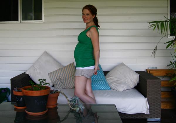 Pregnancy 20 weeks (2 of 1)