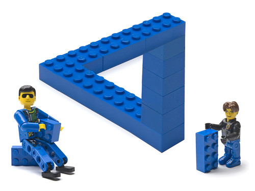 The World's most recently posted photos of escher and lego - Flickr