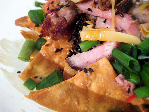 Post image for Chinese-Style Pork Belly Nachos