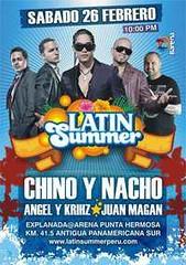 Latin Summer - Explanada Arena