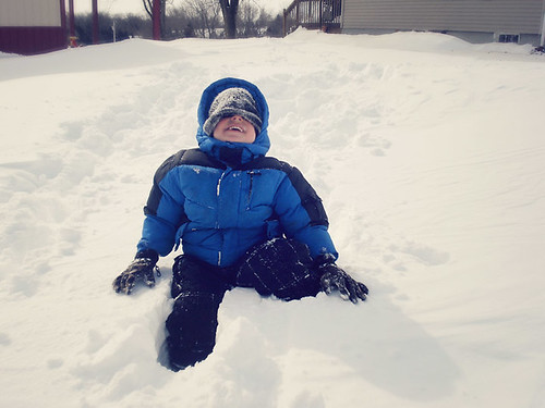 bo snow