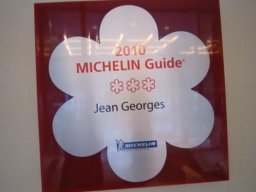 JG's Michelin Stars