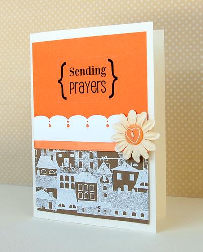 sending prayers