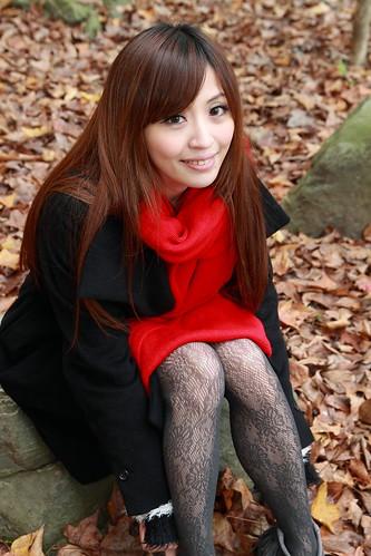 [フリー画像] 人物, 女性, アジア女性, 201102182100
