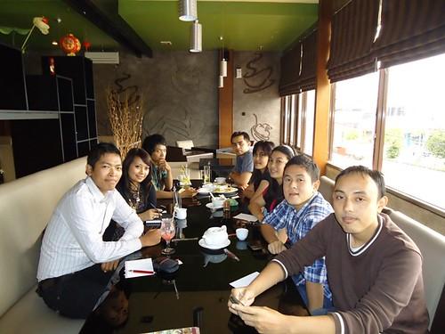 Rolasan Bareng ID Blog Network Di Jogja