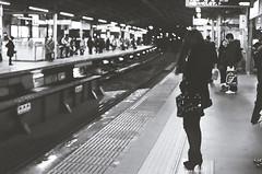 Girl in Black (Clark Tanaka) Tags: film nc kodak negative portra nikonfe2 160nc