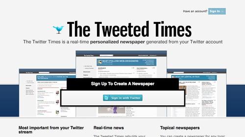 Tweetd Times