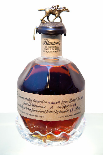 Blanton's Single Barrel Bouron