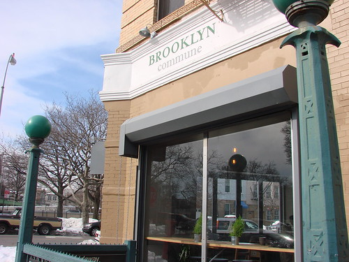 Brooklyn commune exterior