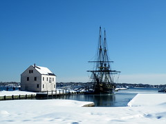 Friendship of Salem (ribizlifozelek) Tags: port ma harbor ship massachusetts salem eastindiaman