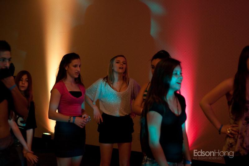 Teen night club california