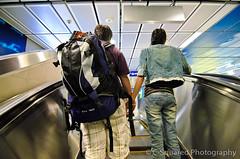 The Urban Route (triangular) Tags: street urban thailand bangkok tourist transportation mrt backpacker bts
