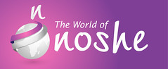 """Noshe Logo Colour background • <a style=""""font-size:0.8em;"""" href=""""http://www.flickr.com/photos/10555280@N08/5428899716/"""" target=""""_blank"""">View on Flickr</a>"""