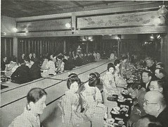 Banquet (TsurukoMaiko) Tags: japan japanese kyoto maiko geiko geisha kimono giesha oiran tayuu kamuro