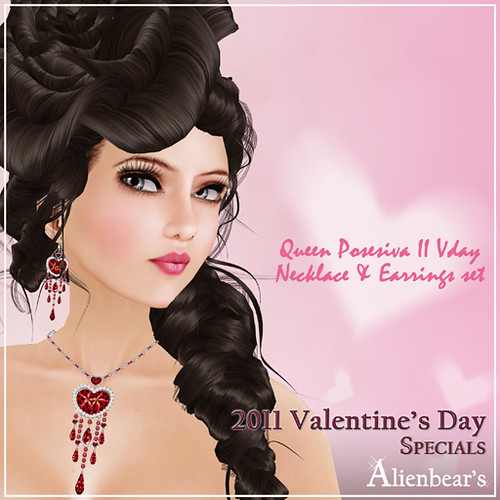 Queen Posesiva II Vday special N&E set