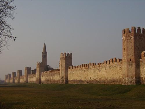 cinta muraria - Montagnana