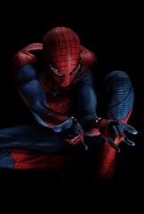 110216(2) - 嶄新製作的3D立體科幻電影《蜘蛛人:驚奇再起》公開官網、宣傳海報,並預定2012/7/3全球首映!