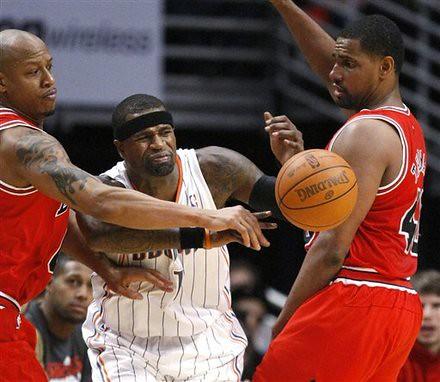 Bobcats Bulls Basketball