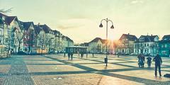 Light (mbecher) Tags: urban color germany landscape xprocess nikon europe d70 bielefeld hdr 1870mm siegfriedplatz kolamilch mbecher