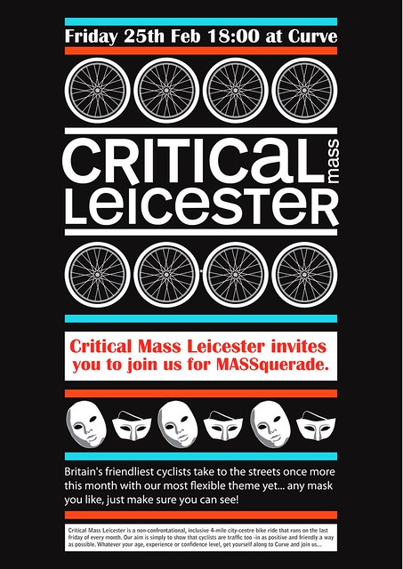 Critical Mass feb 25th