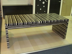 X-Board Plus_ 58mm Desk with reconstituted veneers