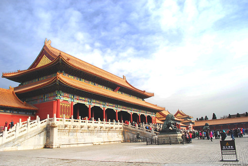 故宮 (紫禁城) Forbidden City